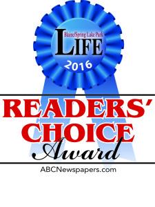 16 LIFE Readers Choice logo